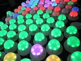 programmable led lights led bulb cube table bar