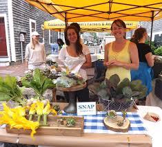 sustainable thanksgiving farmers u0026 artisans market sustainable nantucket