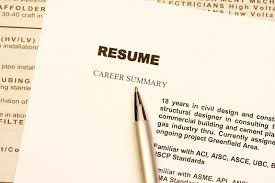 hobbies to write in resume writing tips to create or update your resume