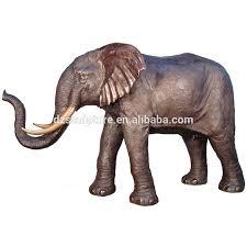 large brass elephant sculpture large brass elephant sculpture