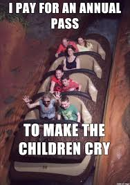 Grumpy Old Lady Meme - angry lady on splash mountain meme on imgur