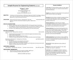 Resume Format For Mechanical Automobile Resume Template U2013 22 Free Word Pdf Documents Download