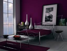 couleur aubergine chambre 1001 idées comment combiner la couleur aubergine