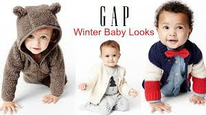 rustic winter baby looks from gap rustic baby chic