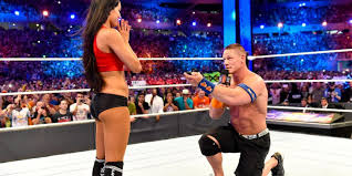 How Much Can John Cena Bench Press Wrestlemania 33 A First John Cena U0027s Marriage Proposal To Nikki Bella