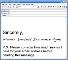 10 email signature ideas for insurance agents