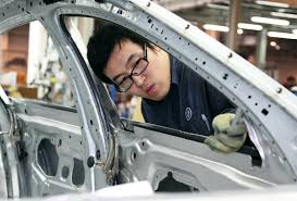 bmw factory two chinese companies get fined for using bmw logo they