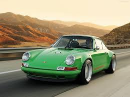 Singer Porsche Demian Seiler