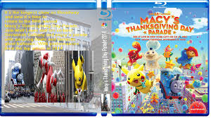 thanksgiving day parade 2014 macy s thanksgiving day parade 2014 cover by mryoshi1996