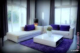purple accent rugs amazon com fur accents shaggy faux fur area rug purple sheepskin