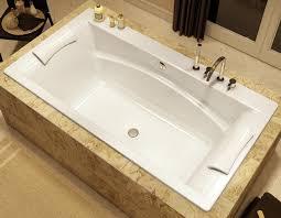 Bathtubs Montreal Optik 6636 Drop In Bathtub Bathtubs