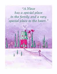 special niece greeting card christmas printable card american