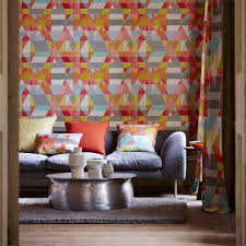Scion Curtain Fabric Scion Designer Fabric And Wallpapers Products Axis