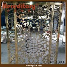 Gold Room Divider Stainless Steel Room Divider Stainless Steel Room Divider