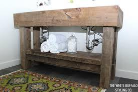 rustic bathroom cabinets vanities emejing rustic bathroom vanity pictures liltigertoo com