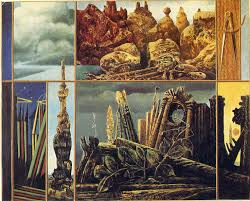 People Painting by Painting For Young People 1943 Max Ernst Wikiart Org