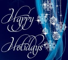 happy holidays from sdd