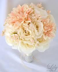 Silk Bridal Bouquets Wedding Ideas Silk 5 Weddbook