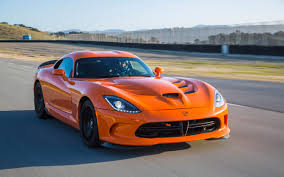 Dodge Viper 2017 - no more dodge viper to be produced after 2017 but a new model