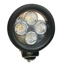 4 inch round led lights blazer international led 4 in round work light cwl510 the home depot