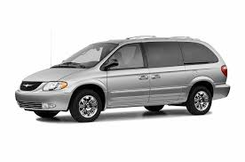 2004 chrysler town u0026 country new car test drive