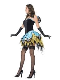 butterfly halloween costume ladies fever butterfly costume adults animal fancy dress insect