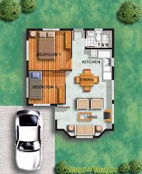 small house floor plans small house plan huisontwerpen small house plans