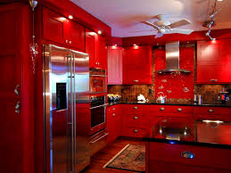 bathroom fascinating red high gloss kitchen cabinet contemporary