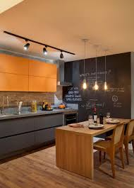 Orange Kitchens Ideas Kitchen Decoration Color Trends And Ideas 2018 Home Decoo