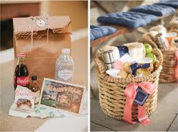 welcome baskets for wedding guests 17 best images about out of town favors for the rooms on