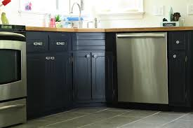 Kitchens With Dark Brown Cabinets Blue Milk Paint Kitchen Cabinets Best Home Furniture Decoration