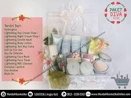 Paket Make Up Wardah Untuk Seserahan wardah paket seserahan jual kosmetik wardah harga