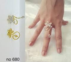 finger ring design designs gold jewellery new designs vanki model