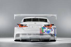 lexus rcf lowered 2014 lexus rc f gt3 concept lexus supercars net
