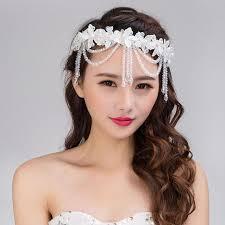 wedding hair accessories 2018 handmade luxury wedding hair accessories white