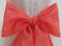 Organza Sashes Organza Sashes Flower Dresses Flower Dress For Less