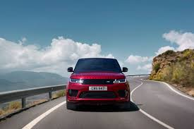 land rover sport 2018 the new 2018 range rover sport confirmed for dubai motorshow