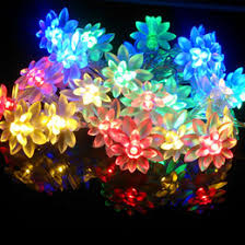 Solar Christmas Lights Australia - lotus flower solar lights australia new featured lotus flower