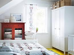 Ikea Bedroom Armario Hemnes Tintado En Blanco Y Armario Para Ropa De Cama