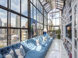 3 Stylish Industrial Inspired Loft Best 25 New York Loft Ideas On Pinterest New York Apartments
