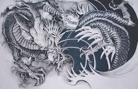 tribal chinese dragon tattoos chinese tattoos designs ideas and meaning tattoos for you