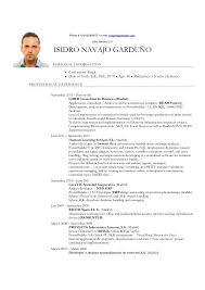 english resume 19 a sample web for teaching abroad