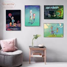 online get cheap rick and morty picture aliexpress com alibaba