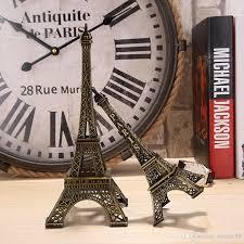 18cm 25cm 33cm france paris eiffel tower craft art statue model