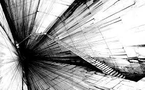 wallpaper black and white