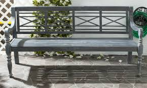 pat6704a garden benches outdoor home furnishings furniture by