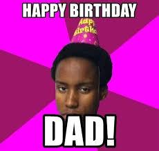 Happy Birthday Dad Meme - happy birthday dad memes wishesgreeting