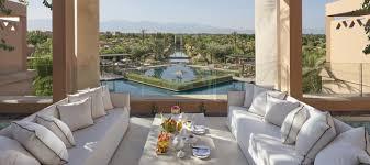 canap駸 maisons du monde luxury 5 hotel la medina mandarin marrakech