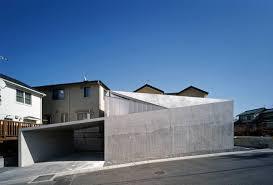amazing concrete home garage design ideas kizzu modern house plans