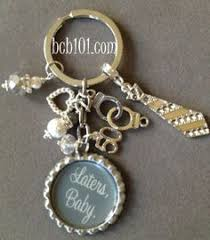 laters baby keychain laters baby inspired by the best selling book by bottlecapbling101
